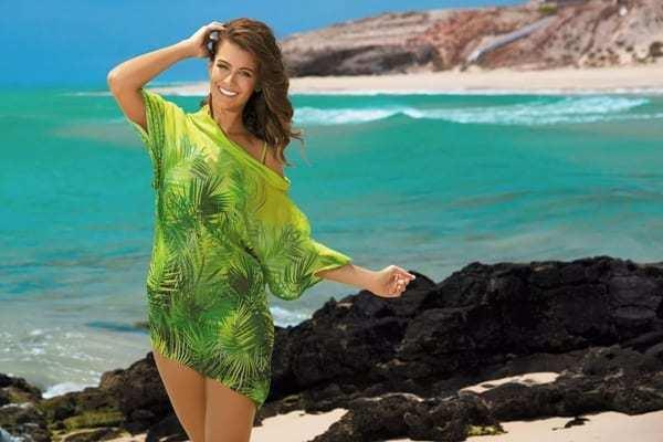 выглядеть модно на пляже