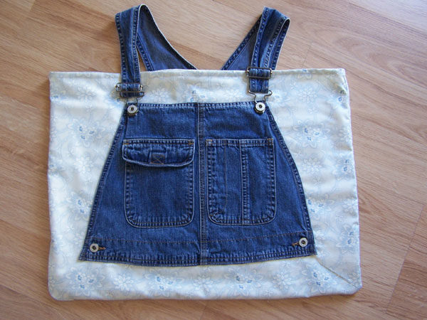 Красивая handmade сумочка