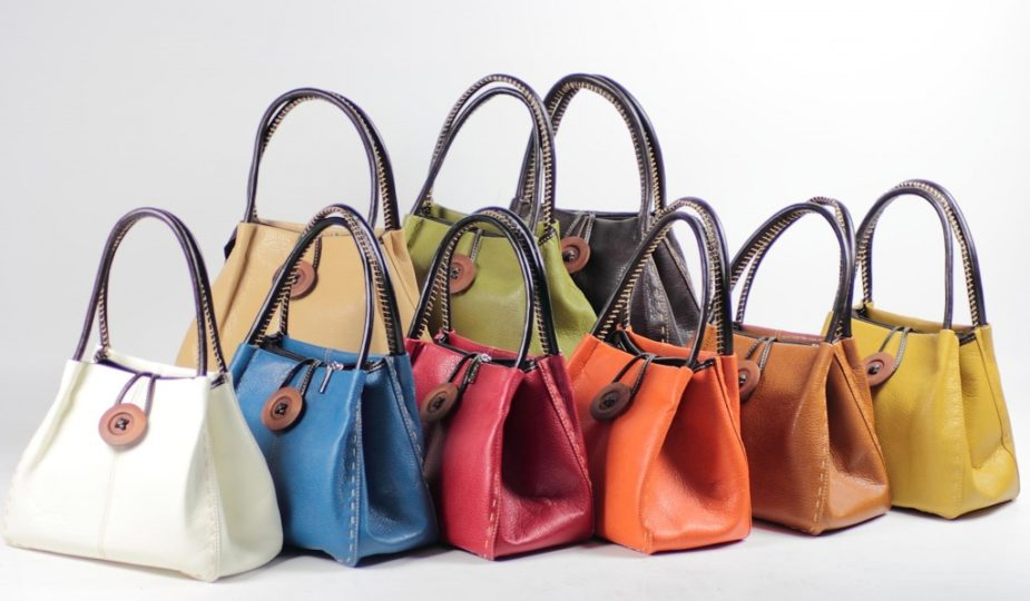 сумки были в моде