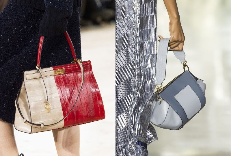 Новинки женских сумок осень-зима 2021-2022