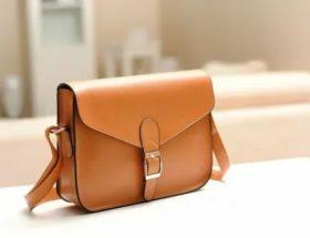 Кожаные сумки-мессенджеры
