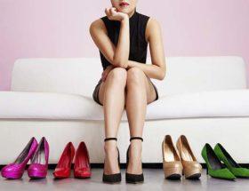 какую обувь выбрать к платью