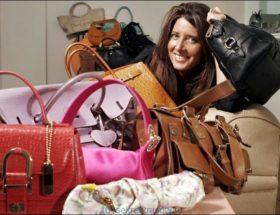 Формы женских сумок