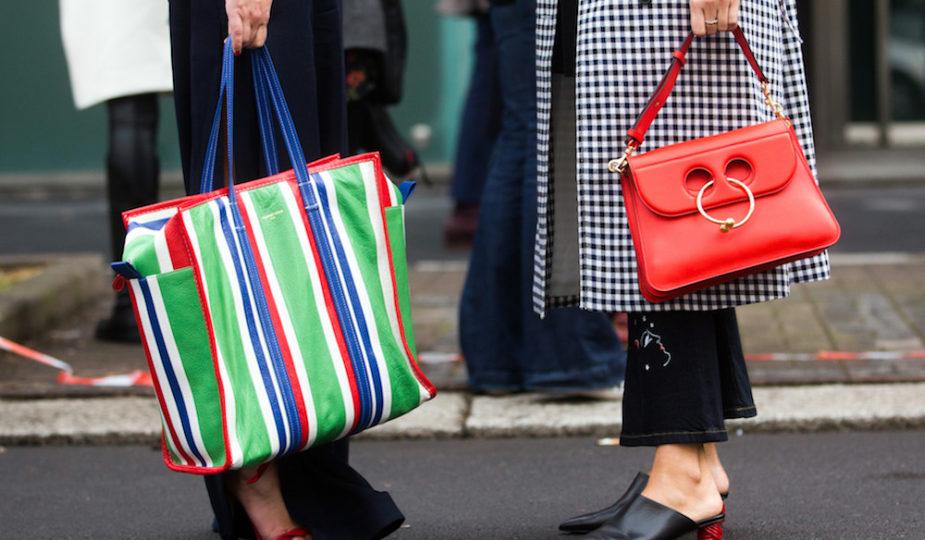 Красивые модные сумки