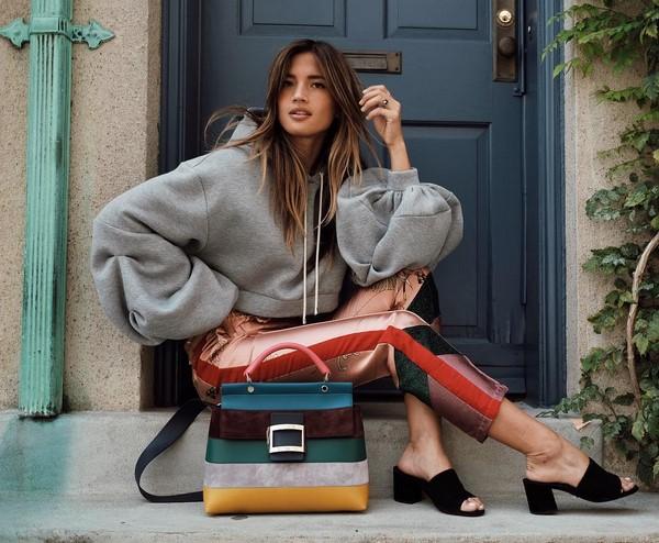 Актуальный тренд женской сумки