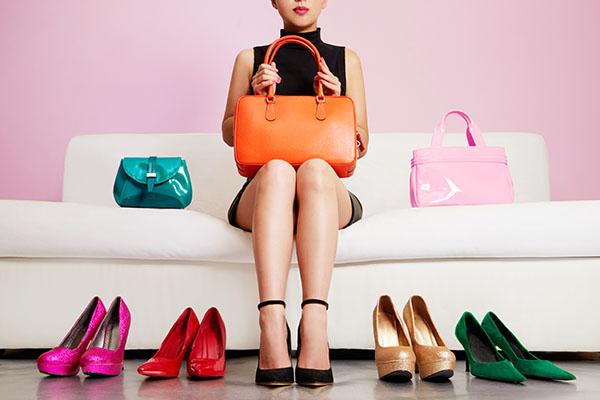 подобрать сумочку к обуви