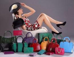 Обзор модных сумок