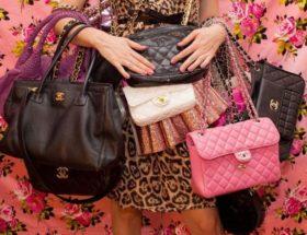 Выбор модной сумки